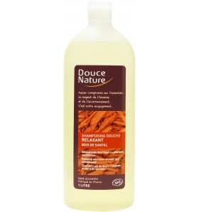 Shampooing douche - Relaxant Santal - 1 L