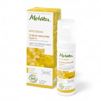 Crème veloutée légère - Apicosma - 40 ml