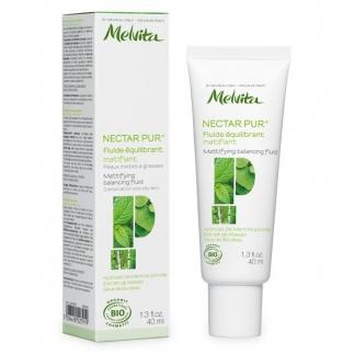 Fluide hydratant matifiant - Nectar Pur - 40 ml