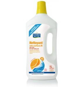 Etamine du Lys - Nettoyant sols et surfaces modernes - 1l