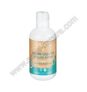 Savon liquide Citron vert & Aloe bio - 200 ml