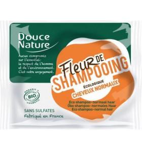 Fleur de shampooing Bio - Cheveux normaux - 85 g
