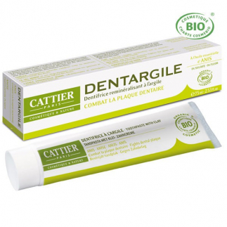 Dentargile Anis - Dentifrice anti-tartre - 75 ml