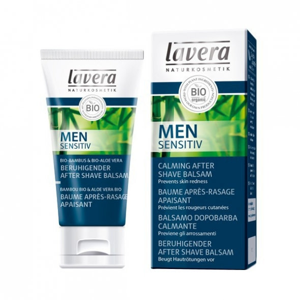 Baume après-rasage apaisant - Men Sensitiv - 50 ml