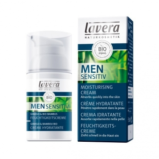 Crème hydratante - Men Sensitiv - 30 ml