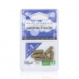 Retardateur de jouissance 100% Bio Gaston Etalon - Blister 4 + 2 Gélules gratuites