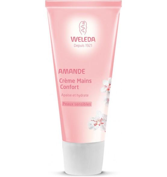 Crème mains à l'Amande - 50 ml