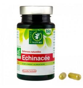Echinacée bio - Défenses naturelles - 60 gélules