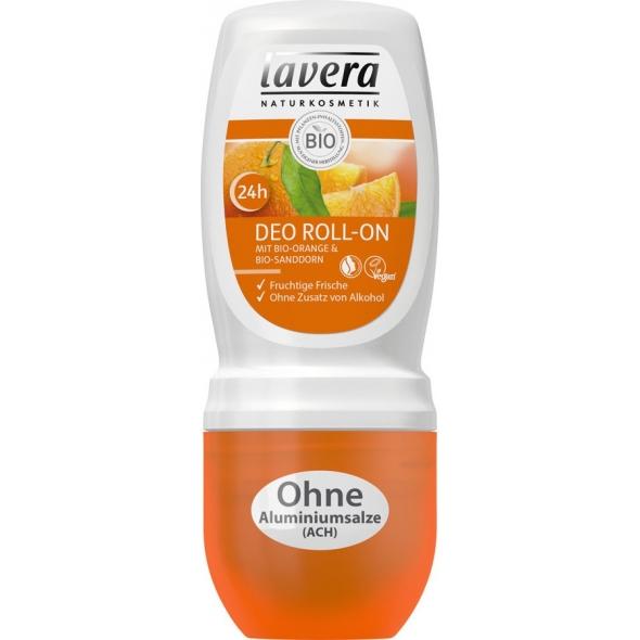 Déodorant roll-on Orange & Argousier bio - Orange Feeling - 50 ml