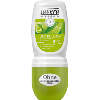 Déodorant roll-on Verveine & Citron bio - Lime Sensation - 50 ml