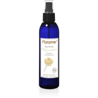 Eau florale Hélichryse Italienne bio (immortelle) - 200 ml