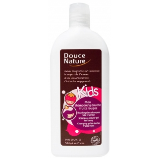 Mon Shampooing Douche Kids - fruits rouges - 300 ml