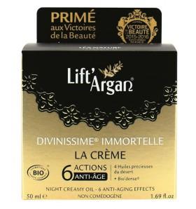 La crème divinissime immortelle bio - 50 ml