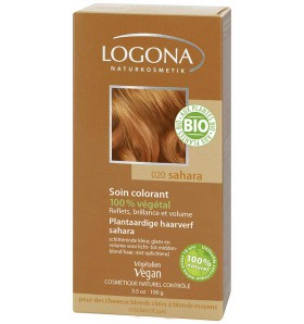 Soin colorant bio - 100 gr