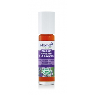Roll-on apaisant à la lavande bio - 10 ml