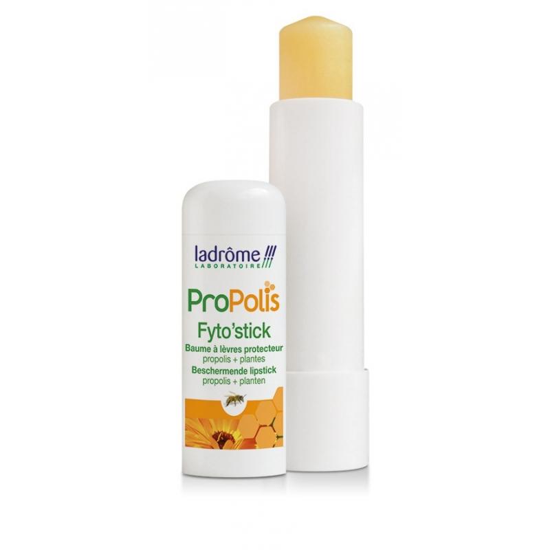 5acc796ace0 Fyto Stick - Baume à lèvres à la propolis bio - LADROME