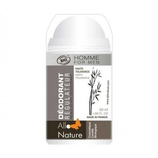 Déodorant bio sphère alun de potassium Menthol - 50 ml