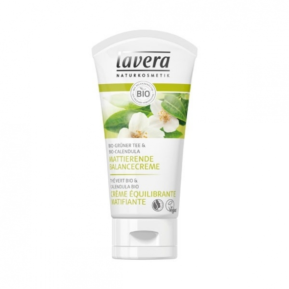 Crème équilibrante matifiante au Calendula bio - 50 ml