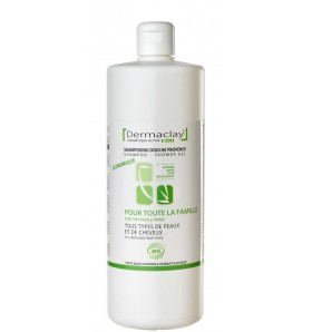 Shampooing douche bio provence - 1 L