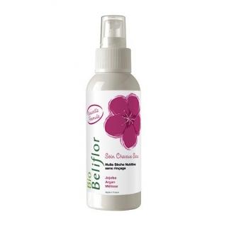 Huile sèche bio nutritive cheveux secs - 125 ml