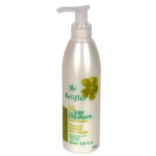 Emulsion nutritive sans rinçage au bambou - 250 ml