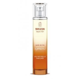 Jardin de vie Agrume – eau naturelle parfumée – 50 ml