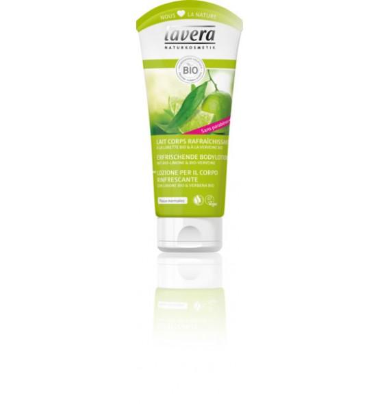 Lait corps Verveine & Citron bio - Lime Sensation - 200 ml