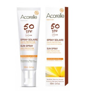 Spray solaire SPF 50 - Nature Sun - 100 ml
