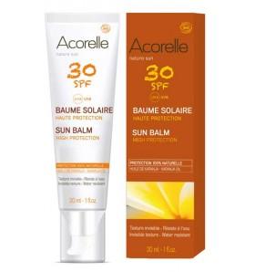 Baume solaire visage SPF 30 - Nature Sun - 30 ml