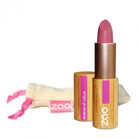 Rouge à lèvres bio mat - 3,5 g