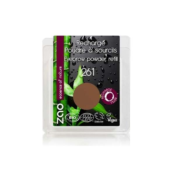 Recharge poudre à sourcils - 3 g