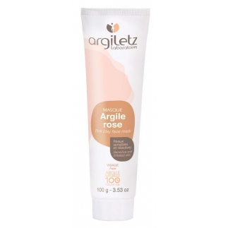 Masque à l'argile rose - 100 g