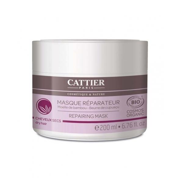 Masque réparateur - cheveux secs - 200 ml