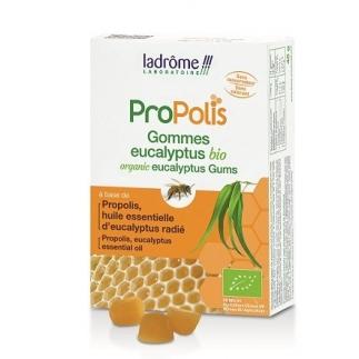 Gommes Propolis & Eucalyptus bio - 45 g