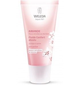 Fluide confort absolu - Amande - 30 ml