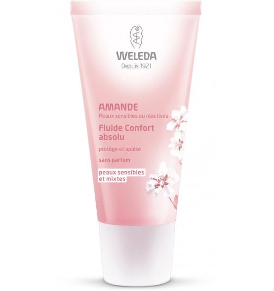 Fluide confort absolu - Amande - 30 ml
