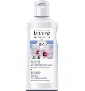 Lotion tonique Douce - Mauve bio - 125 ml