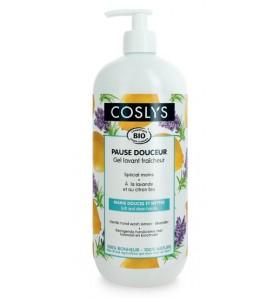 Gel lavant fraîcheur spécial mains - Lavande citron - 1L