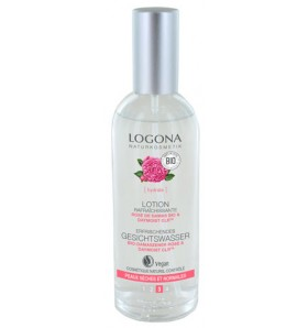 Lotion rafraîchissante rose de Damas bio et DayMoist CLR™ - 125 ml