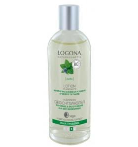 Lotion clarifiante menthe bio et acide salicylique – 125 ml