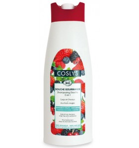 Shampooing Douche - corps & cheveux - Fruits rouges