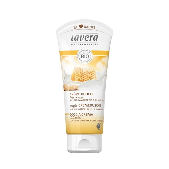 Gel douche Lait & Miel bio - Honey Moments - 200 ml