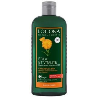 Shampooing éclat vitalité Calendula bio - Cheveux ternes - 250 ml