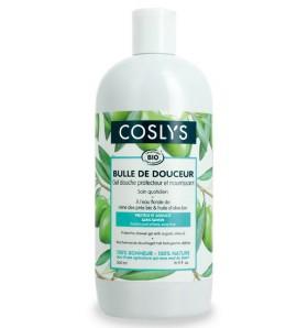 Gel douche protecteur et nourrissant - huile d'olive bio - 1L