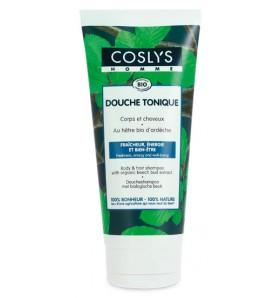 Douche tonique corps et cheveux pour homme – 200 ml