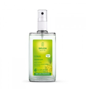 Déodorant au citrus – 100 ml