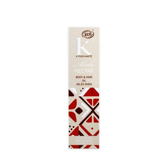 Huile Absolu Nectar - Cheveux, Corps, Barbe - 50 ml