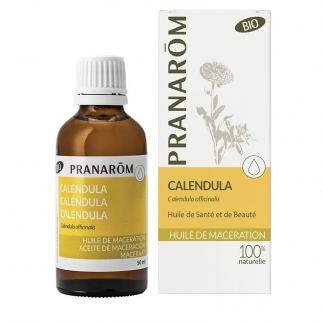 Huile végétale bio de Calendula - 50 ml