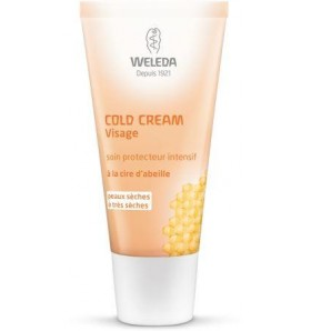 Cold cream visage - Weleda