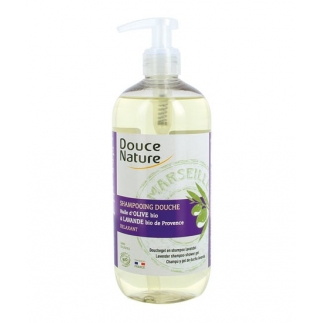 Shampoing Douche bio - 500ml